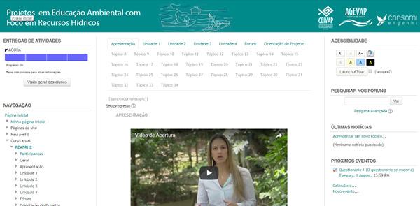 Educadores ambientais podem contribuir até 30/07